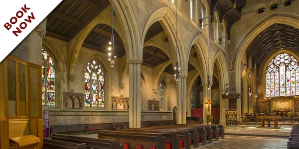 St James, Sussex Gardens. Image credit: ExploreChurches.org