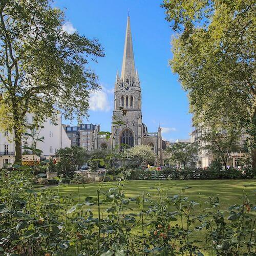 St James Sussex Gardens