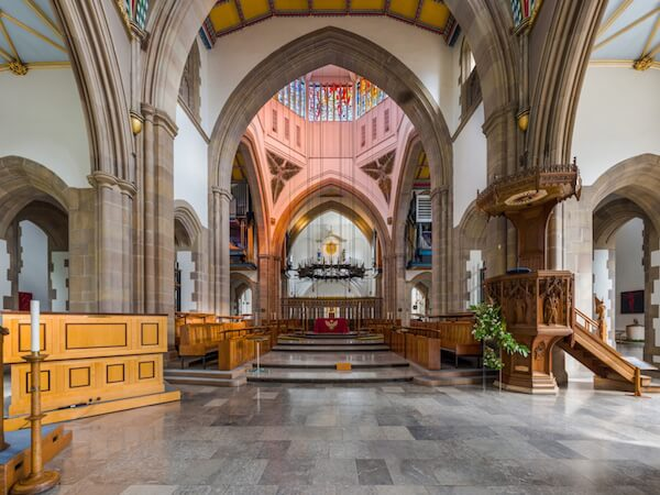 Blackburn Cathedral © David Iliff