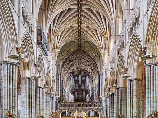 Exeter Cathedral © Jack Pease