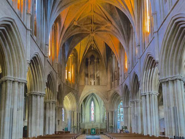 Pershore Abbey © J. Hannan-Briggs