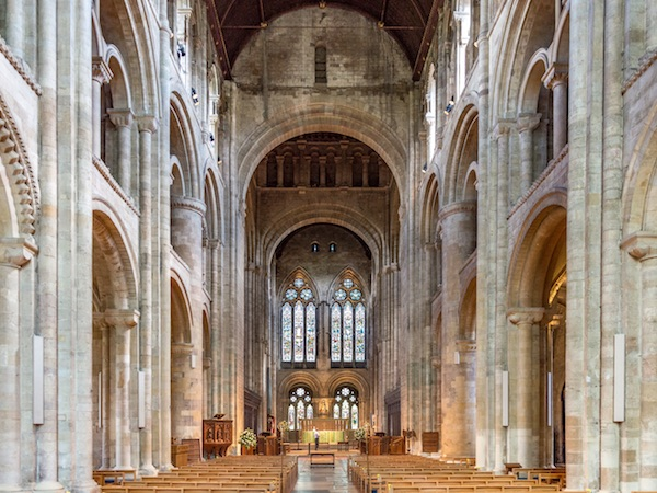 Romsey Abbey © Jack Pease