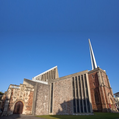 All Saints, Clifton