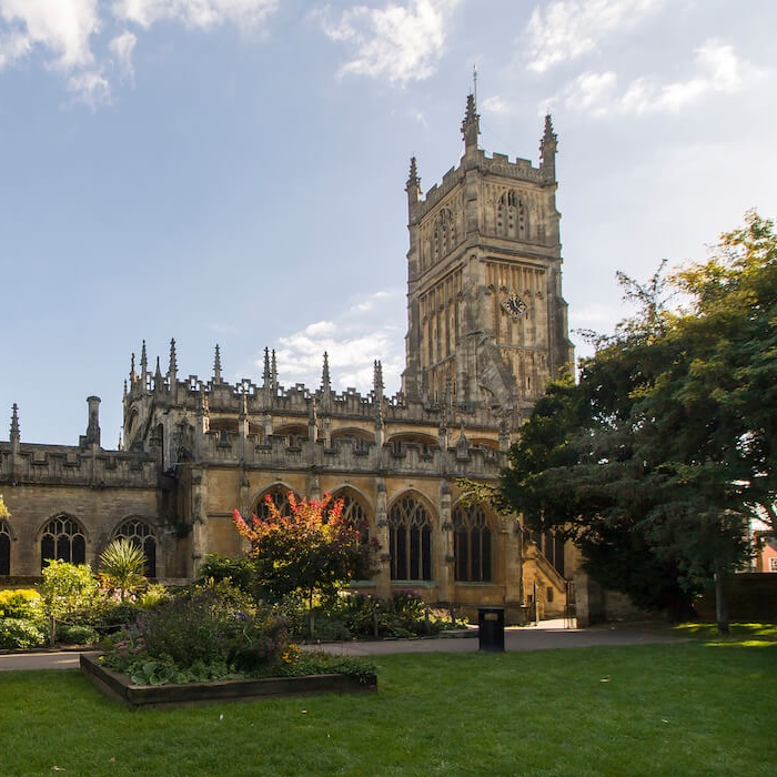 St John the Baptist Cirencester