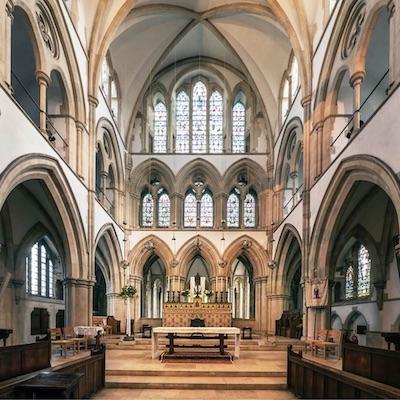 St Wilfrid's Harrogate