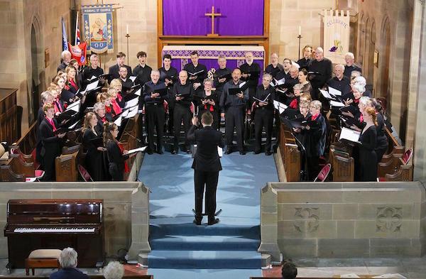 Levens Choir