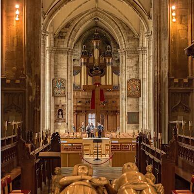 St Mary's, Warwick