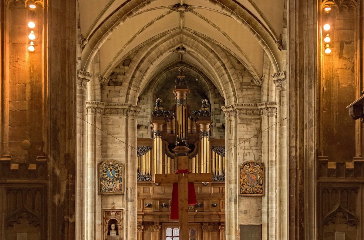 St Mary's Warwick